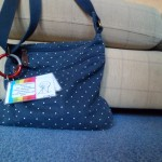 bag with cards